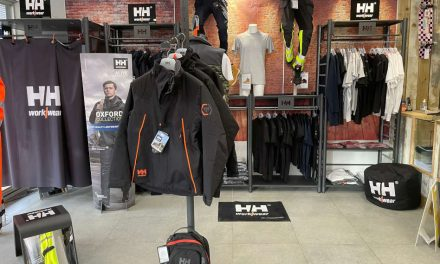 South East Workwear revamps Helly Hansen shop