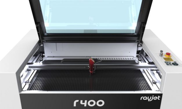 Trotec introduces new R400 laser cutter