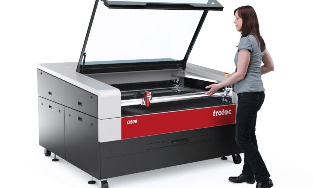 Trotec launches Q500 laser cutter