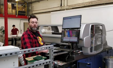Tayprint installs Kornit Avalanche HD6 system