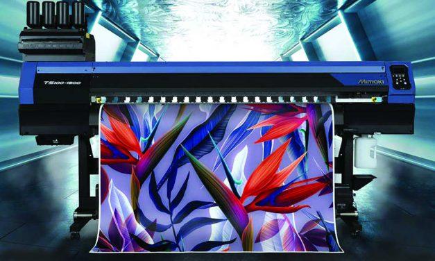 Mimaki Europe to showcase digital print technology at virtual Drupa