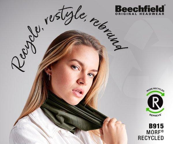 Beechfield B915 Morf advert