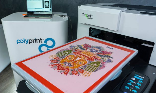 Polyprint introduces direct-to-film printing solution for TexJet DTG