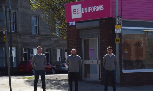 BE Uniforms to open three new retail stores