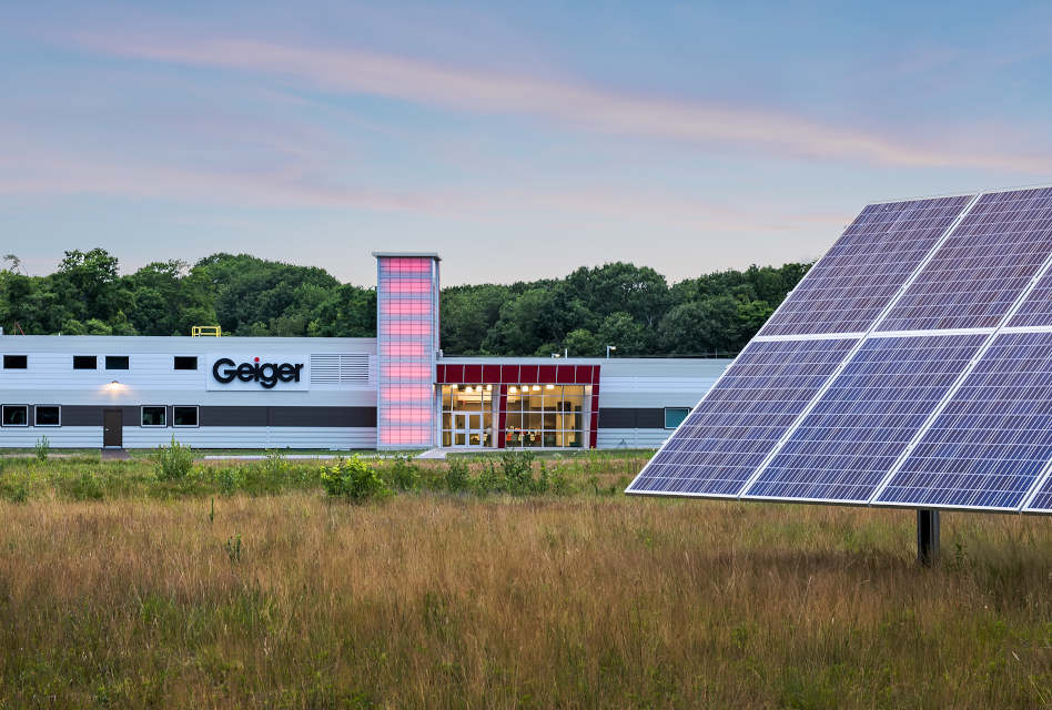Geiger joins UN Global Compact and awarded EcoVadis gold medal