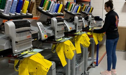 Shirt Monkey to install additional Melco embroidery machines