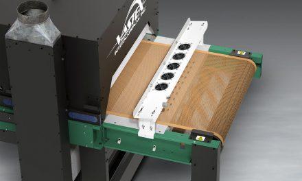 New Conveyor Air Bar from Vastex