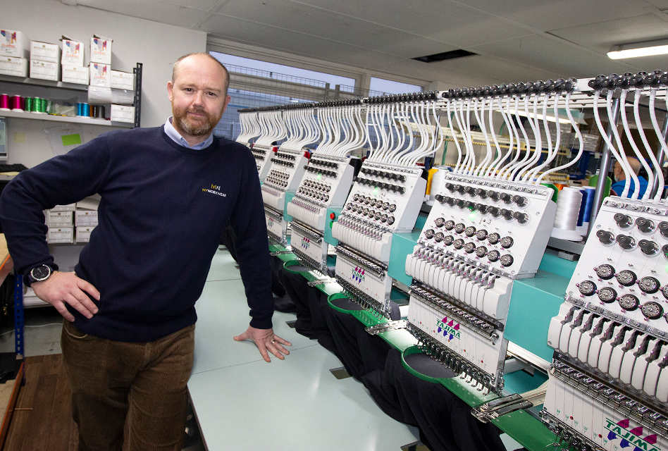 MyWorkwear reports sales boom, plus new staff and additional shifts