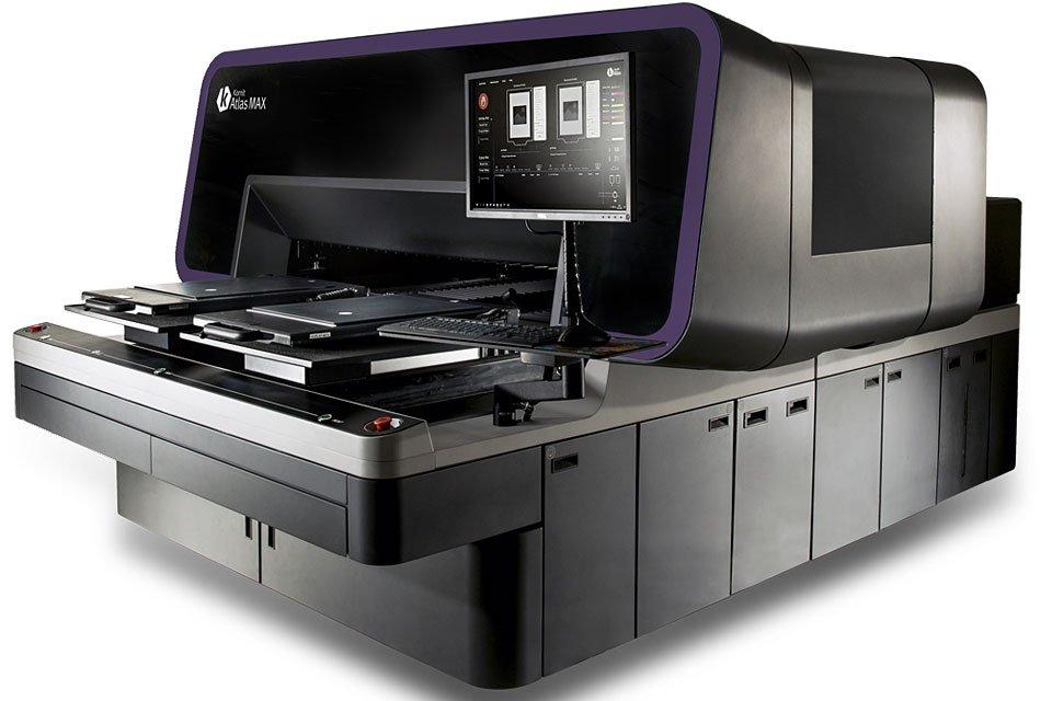 Kornit Avalanche DTG printer