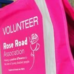 Rose Road Association hi-vis vests by Wessex Custom Clothing