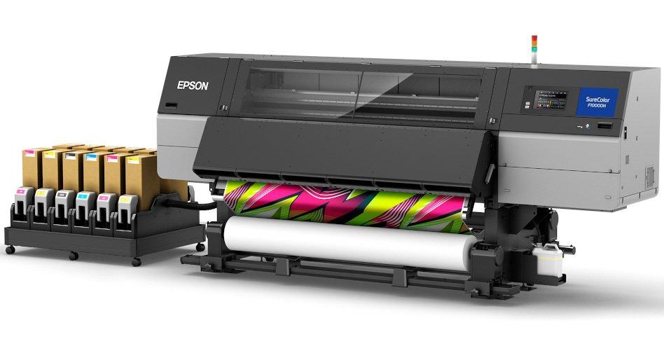 Epson introduces SureColor SC-F10000H
