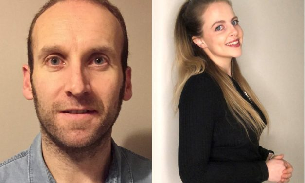 Changing Faces: Steve Wickham & Cat Smith