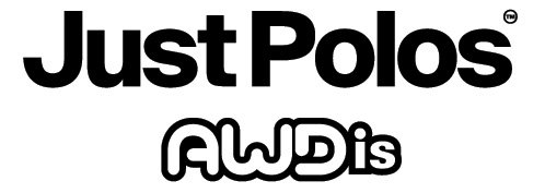 Just Polos by AWDis logo