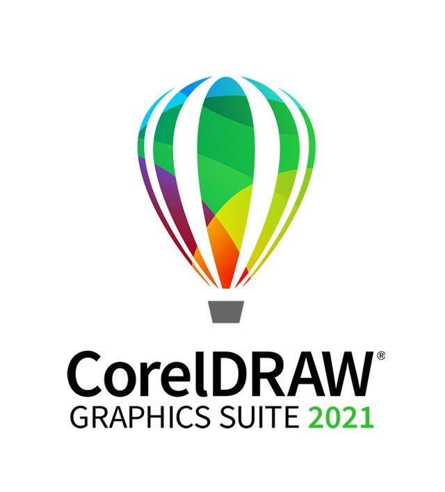 CorelDRAW Graphics Suite 2021 logo