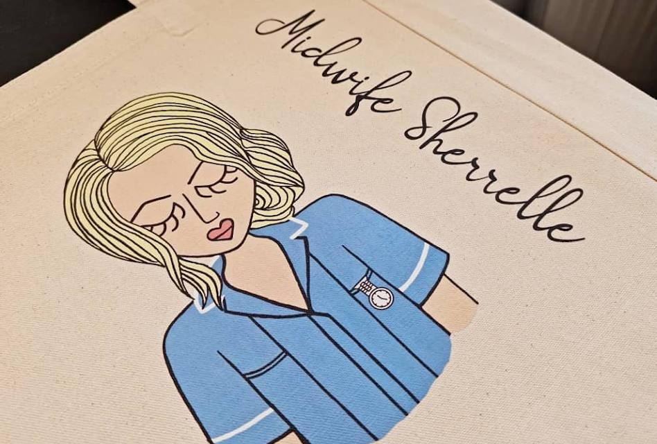 Personalised NHS gift collection from Syd & Co