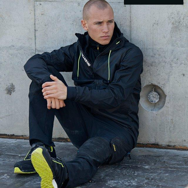 The LiteWork garments are made from lightweight and quick-drying fabrics