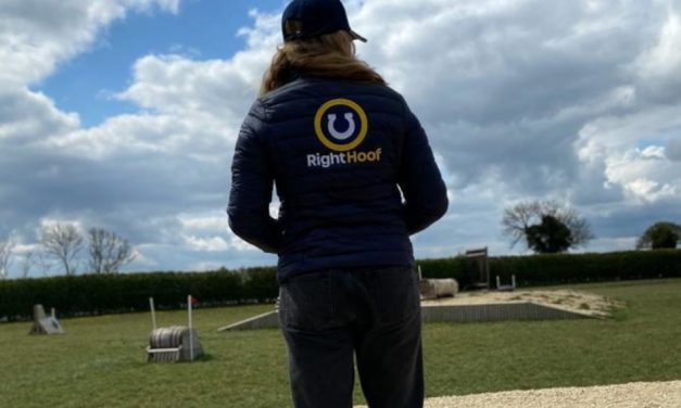 Embroidered Right Hoof jackets