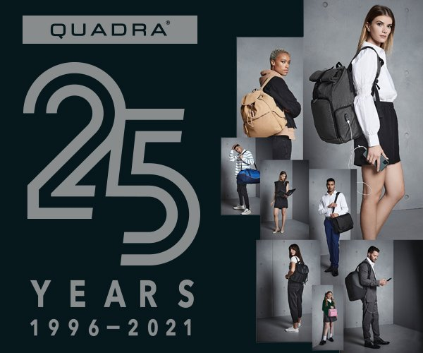 Qudra 25th anniversary advert
