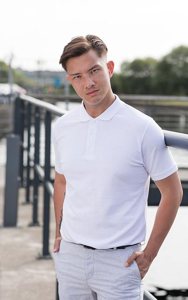 The 100 Polo from Just Polos by AWDis