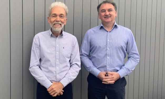 Changing Faces: James Carpenter and Michael Ingram