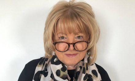 Changing Faces: Sue Fells