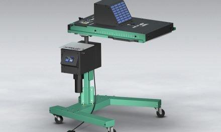 Vastex adds digital controls on all flash cure units as standard