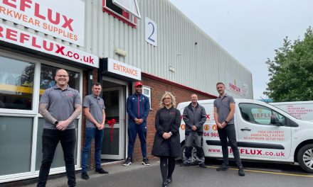 Fireflux expands with new warehouse, showroom and store