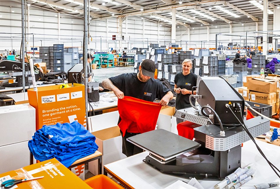 Workwear Express expands with major recruitment drive