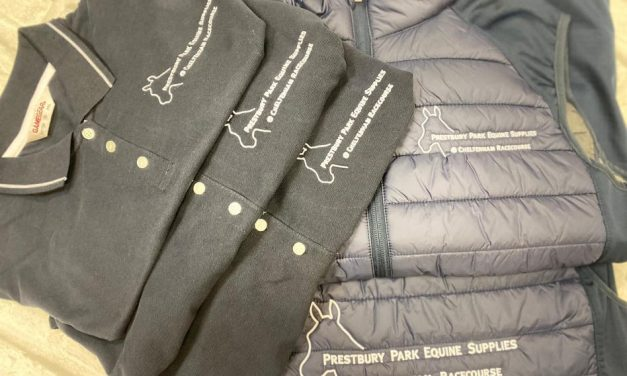 Prestbury Park Equine Supplies workwear by Universal Uniform