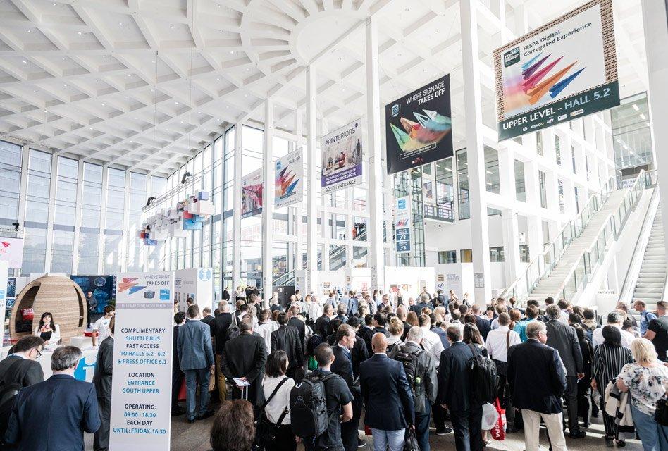 Fespa's Global Print Expo to return to Berlin in 2022