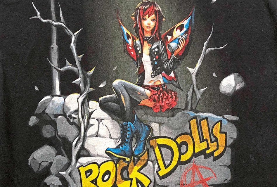 Livin' doll