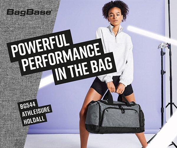 BagBase Athleisure Holdall