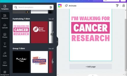 Kornit partners online design tool Canva