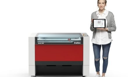 Trotec releases new software for laser cutting