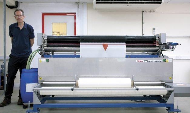 Countryside Art invests in Mimaki coating machine