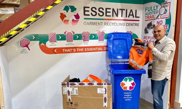 Essential Workwear launches garment recycling initiative