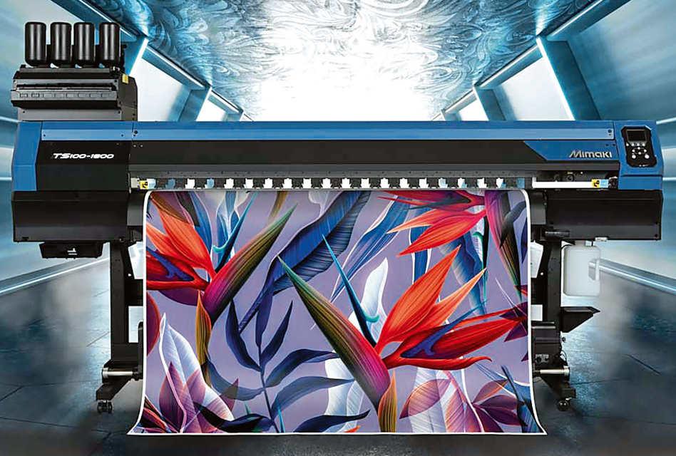 Mimaki to showcase garment printing innovation at Fespa