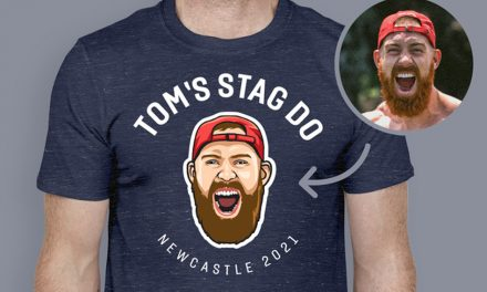 Demand for personalised stag T-shirts bounces back