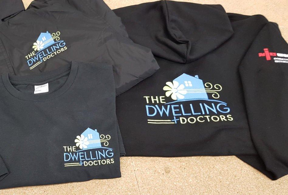 The Dwelling Doctors workwear by MyWorkwear