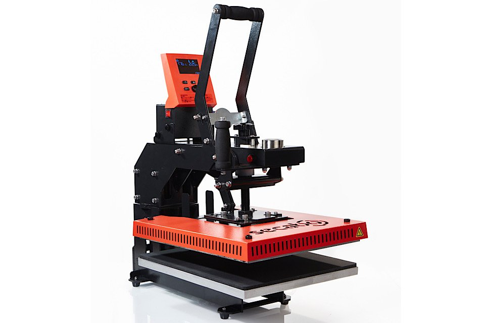 Secabo to present new heat press at Fespa