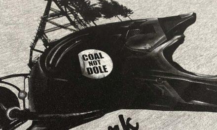BikePark Wales T-shirts by VisibleArt