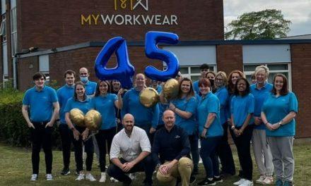 MyWorkwear celebrates 45 years