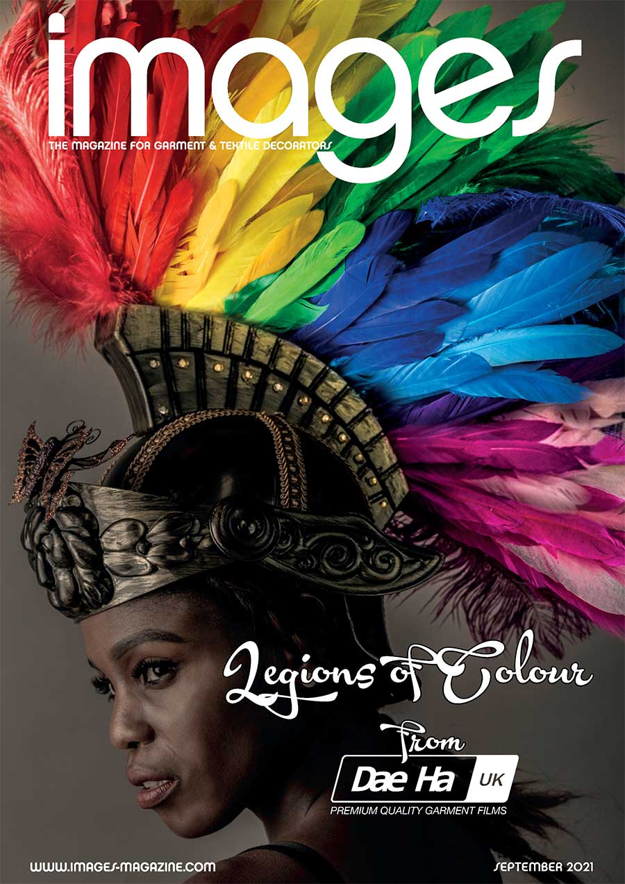 Images magazine January 2021 cover