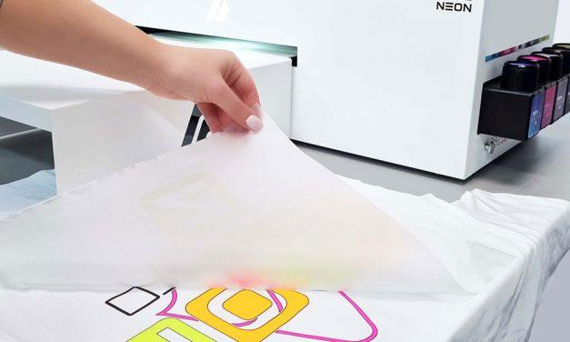 New Azon DTF printers offer more colour and fluorescence