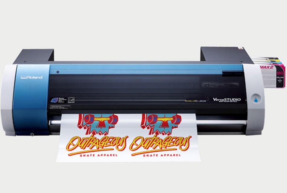 Roland DG to showcase new printer/cutter