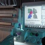 YES Group launches SWF KX Series embroidery machines