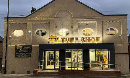 Tuff Shop grows with new showroom