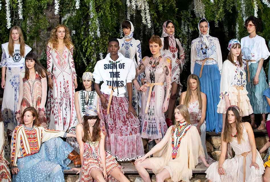 Kornit Fashion Week Tel Aviv's International Showcase For Sustainable Fashion