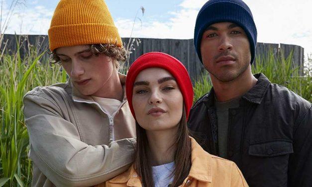 New Beechfield headwear for Autumn/Winter 2021